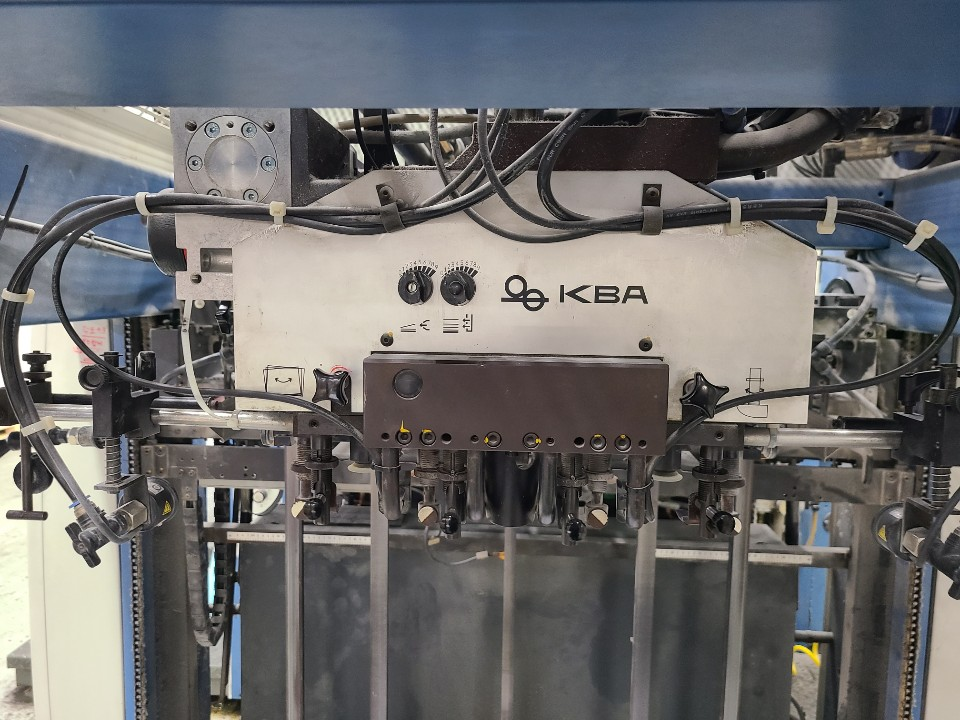 Five Colour Offset Printing Machine Kba 66 5