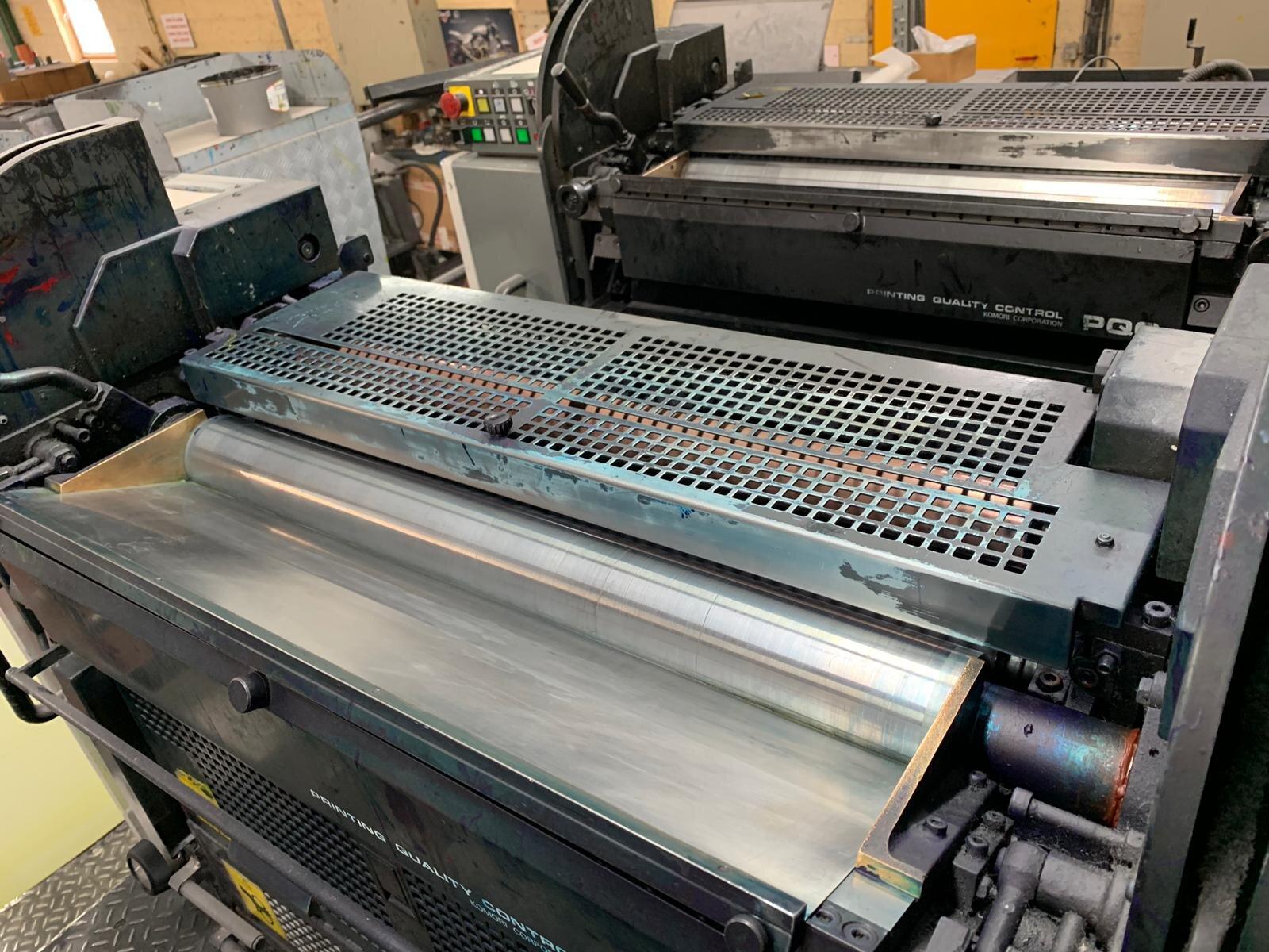 Five Colour Offset Printing Machine Komori L 528