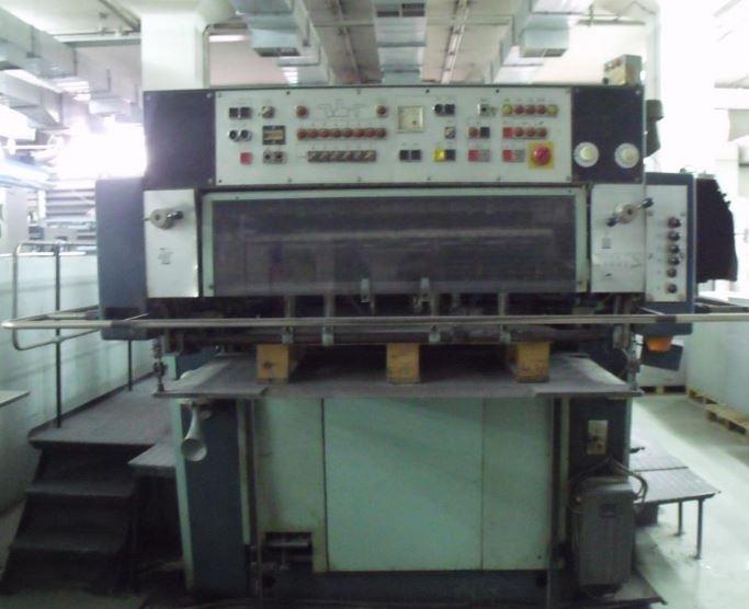 Four Colour Offset Printing Machine Planeta P 48