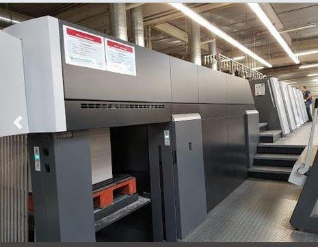 Heidelberg XL 105 6 LX