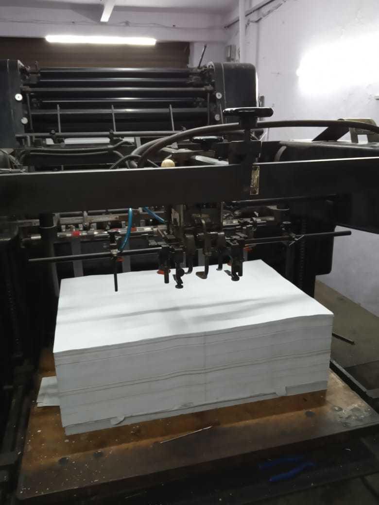 Single Colour Offset Printing Machine Sord