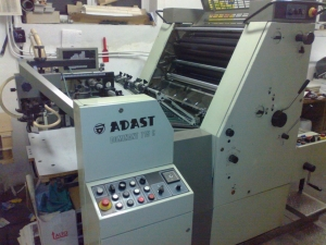 Adast Dominant Printing Machines Suppliers in Moradabad