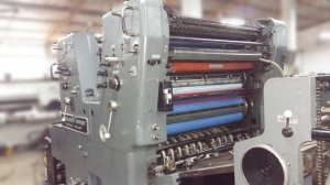 Double Colour Offset Printing Machine Sordz Suppliers in Vadodara