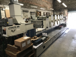 Five Colour Offset Printing Machine Komori L 526 Suppliers in Alwar