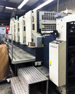 Five Colour Offset Printing Machine Komori LS 529 Suppliers in Nagpur