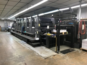 Five Colour Offset Printing Machine Suppliers in Maharashtra