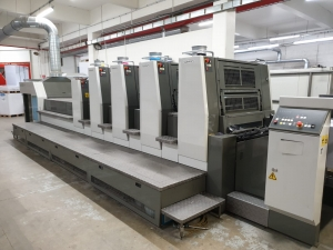 Four Colour Offset Printing Machine Komori LS 429 Suppliers in Raisen
