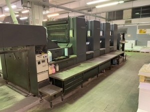 Heidelberg CD 102 4 Suppliers in Raisen
