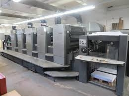 Heidelberg CD 102 5 Suppliers in Anuppur