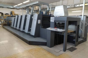 Heidelberg CD 74 4 Suppliers in Raisen