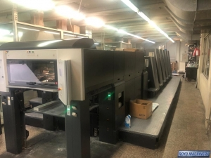 Heidelberg CD 74 5 L Suppliers in Indore