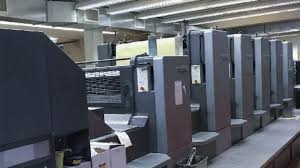 Heidelberg Printing Machines Suppliers in Rajgarh