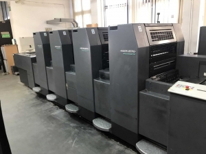Heidelberg SM 52 4 Suppliers in Ghaziabad