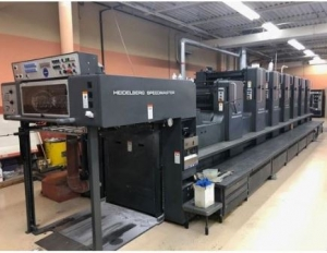 Heidelberg Speedmaster SM 102 6 L Suppliers in Varanasi