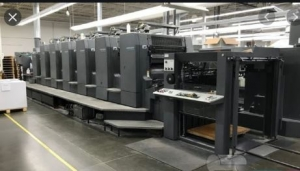 Heidelberg Speedmaster SM 102 S L Suppliers in Chhota Udepur