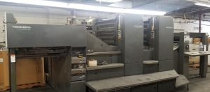 Heidelberg Speedmaster SM102 ZP Suppliers in Vadodara