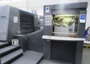 Heidelberg XL 105 4 Suppliers in Raisen