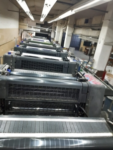 Heidelberg CD 102 S L Suppliers in Gujarat