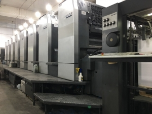Heidelberg SM 102 8P Suppliers in Bhavnagar
