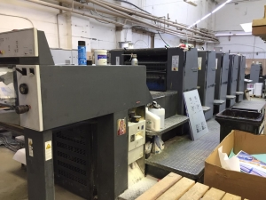 Heidelberg SM 74 5 H Suppliers in Alwar
