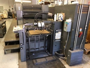 Heidelberg SM 102SP L Suppliers in Botad