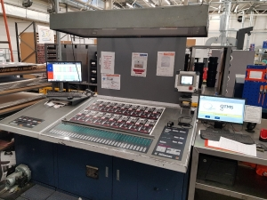 Komori L 640 LX Suppliers in Umaria