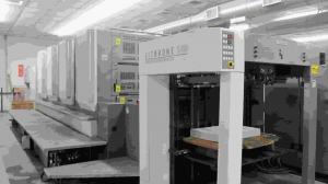 Komori LS 440 Suppliers in Chennai