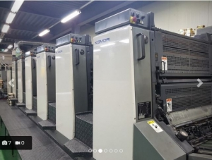 Komori Lithrone L632 L Suppliers in Aligarh