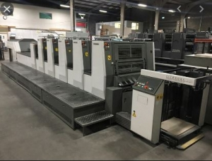 Komori Lithrone LS 529 Suppliers in Moradabad