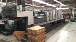 Komori Lithrone LS 629 L Suppliers in Panna