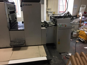 Komori Sprint S II 228 Suppliers in Gandhinagar
