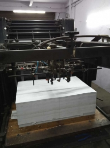 Single Colour Offset Printing Machine Sord Suppliers in Ashoknagar