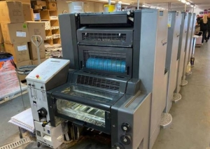 heidelberg speedmaster sm 52 5 Suppliers in Moradabad