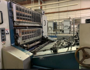 komori LS 640 L Suppliers in Morena