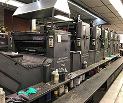Five Colour Offset Printing Machine Suppliers in Morena