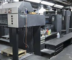 Heidelberg Printing Machines Suppliers in Agar Malwa