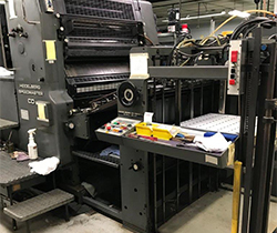 Six Colour Offset Printing Machine Suppliers in Morena