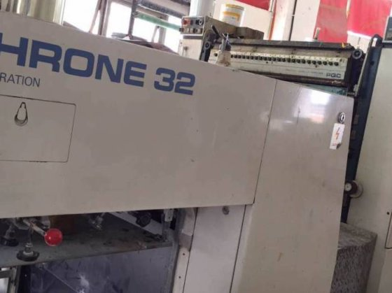 Four Colour Offset Printing Machine Komori L 432 Suppliers in Junagadh